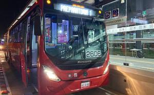 Confusión y desconcierto por nuevo tramo de Línea 5 del Metrobús