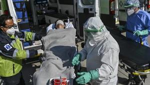 Reporta Ssa 217,345 defunciones confirmadas por COVID-19 en México