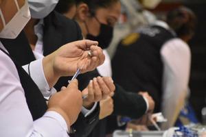 Recibe SSa más de 21 mil dosis de vacuna antiCovid