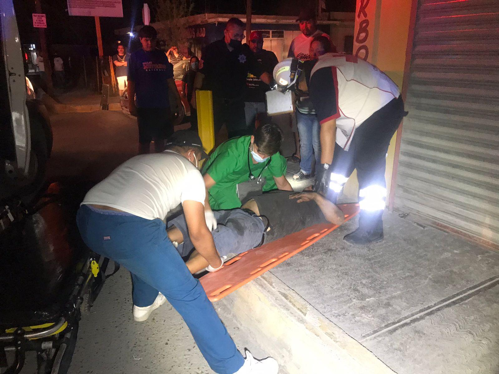 Choca y muere antes de llegar al hospital en Monclova