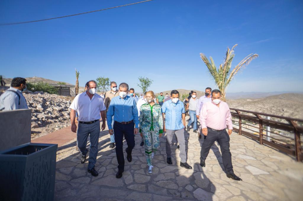 Fortalece turismola economía de Coahuila: MARS