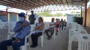 Sin fecha para vacunar a los adultos de Frontera