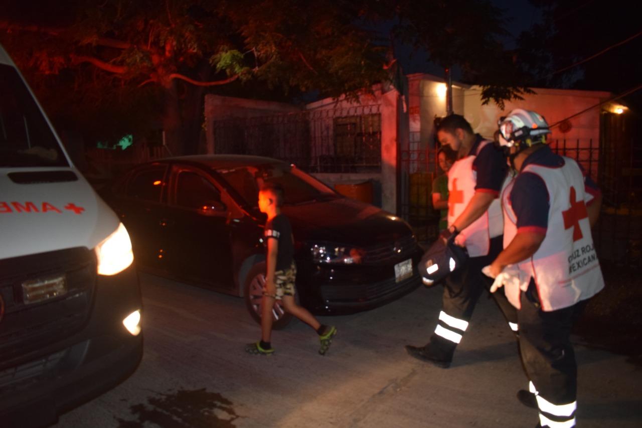 Pitbull ataca a niño en Monclova
