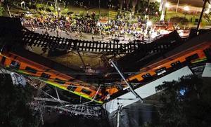 Solicitarán peritaje internacional por accidente en metro de CDMX