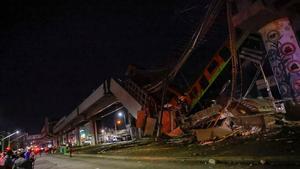 Alternativas viales en Tláhuac tras accidente en Línea 12 del Metro