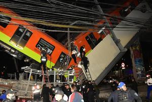 AMLO: Envía pésame a familiares de víctimas del accidente del Metro