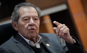 Muñoz Ledo: Responsables de accidente, deben ser desenmascarados