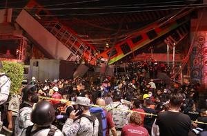 Accidente por 'falla de obra civil': secretario de sindicato de Metro