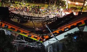 Ya son 24 los muertos tras colapsar el Metro de la CDMX; 27 personas siguen en hospitales