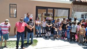 Enardecen vecinos del Moderno en Monclova ante liberación del presunto asesino de 'Pepito'