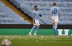 2-0 Un contundente City sella la eliminatoria y avanza a la gran final