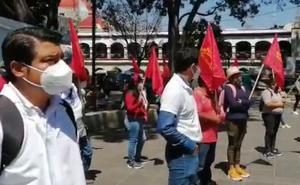 Anuncia Sol Rojo movilizaciones en Oaxaca