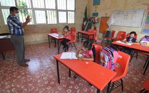 Retrasan segunda fase de regreso a clases en Campeche