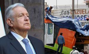 Decreta AMLO tres días de duelo tras tragedia en Línea 12 del Metro de CDMX