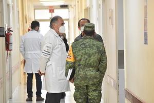 Alerta a autoridades de salud mutación del virus COVID-19