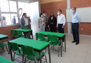 Inauguran escuela primaria en Saltillo de 8.5 mdp: MARS