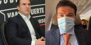 Investiga FGR a Adrián de la Garza y Samuel García por delitos electorales