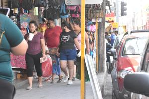 Reportan saldo blanco en Monclova por festejos del Día de las Madres
