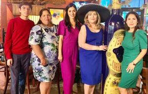 Sandra Fuentes celebra un año más de vida