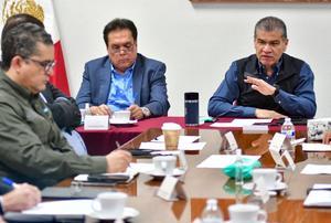 Destaca Coahuila en seguridad en la frontera norte de México