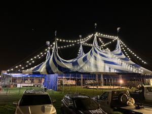 Abrirá circo con  el 25 % de aforo