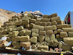 FGR: Incinera más de 33 toneladas de narcóticos
