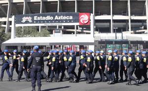 Más de mil policías vigilarán la final Cruz Azul vs Santos