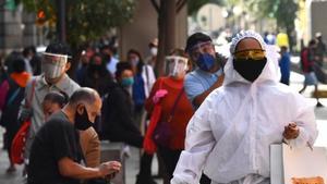 Coahuila registra 12 casos nuevos y 0 defunciones por COVID-19