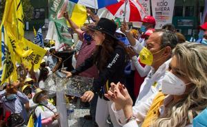 'En junio se va Julio' sentencia candidata en Venustiano Carranza