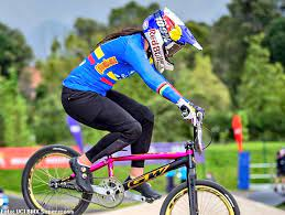 La colombiana Mariana Pajón gana la cuarta válida de la Copa Mundo de BMX