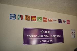 Multas a candidatos de Monclova que violen la veda electoral