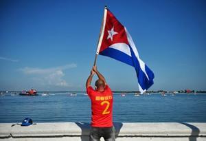 Cuba celebra otra regata para denunciar el embargo de EU