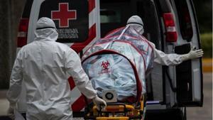 COVID-19: 223 mil 507 las defunciones por coronavirus en México