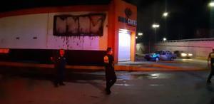 Taller estuvo a punto de incendiarse en Monclova