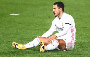Eden Hazard: 'No me veo fuera del Real Madrid'