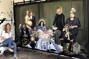 Una exposición y figuras de Roberta Lobeira en el festival Starlite