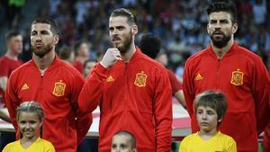 España inicia su puesta a punto para la Eurocopa con 16 efectivos