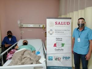 Retoma Secretaría de Salud 'cambiando vidas' con operaciones gratuitas