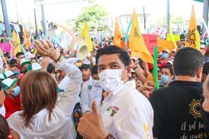 'Estamos en la ruta de la victoria', dice Mario Moreno Arcos