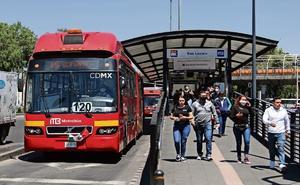 ¿Cuándo cierra la estación Patriotismo de la Línea 2 del Metrobús?