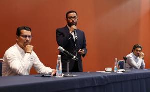 Romo ofrece consolidar la reactivación económica en la Miguel Hidalgo