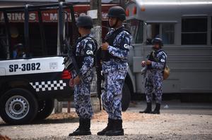 Alistan operativo con Guardia Nacional para  jornada electoral 2021