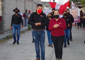 Candidata de Morena-PT en Michoacán sufre atentado