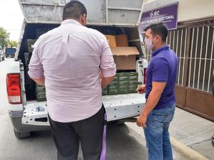 Reparte IEC 33 paquetes electorales