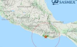 Se percibe sismo de 4.2 con epicentro en Oaxaca