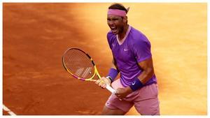 Nadal: 'Gasquet y yo tenemos dos carreras largas y de éxito'