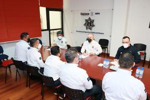 Rotan a directores de penales de Oaxaca para garantizar seguridad