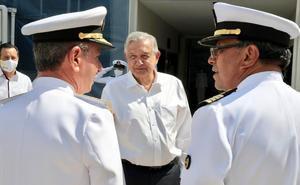 Formalizan control de Semar en puertos y aduanas con Marina Mercante