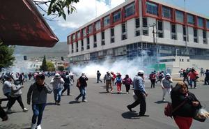 Un herido grave y varios detenidos tras enfrentamiento en Hidalgo