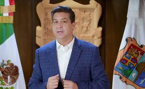 García Cabeza de Vaca destaca democracia en Tamaulipas